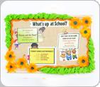 Bulletin Board Design